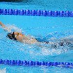 Valentina Muñoz y Alberto Abarza logran nuevos récords chilenos en la natación de Río 2016