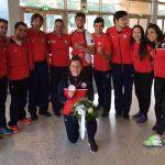Javiera González gana medalla de plata en fecha alemana de la Premier League de Karate