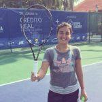 Fernanda Brito sumó triunfos en singles y dobles en el ITF de Hammamet