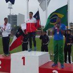 Chile sumó dos oros tras primera jornada del Sudamericano Sub 23 de Atletismo