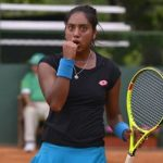 Daniela Seguel avanzó a cuartos de final de dobles del ITF de Curitiba