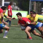 Chile debutó con un triunfo en el Sudamericano Juvenil de Rugby