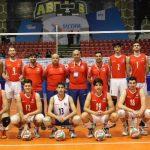Chile disputará la medalla de bronce de la Copa Panamericana Sub 23 Masculina de Volleyball