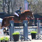 Club de Polo y Equitación realizó un nuevo campeonato de salto