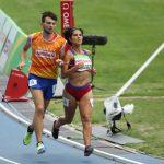 Margarita Faúndez logró el tercer lugar de su serie semifinal de 1500 metros en Río 2016
