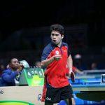 Matías Pino avanzó a la siguiente ronda del tenis de mesa en Río 2016