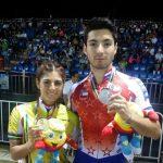 María José  Moya se titula campeona mundial de patín carrera en China