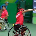 Francisca Mardones y Macarena Cabrillana cayeron en cuartos de final de dobles en Río 2016