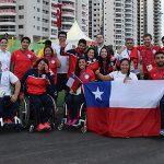 Team Chile Paralímpico ya tiene a 13 de sus atletas en Río de Janeiro