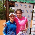 Fernanda Labraña obtuvo el vicecampeonato del Uruguay Bowl