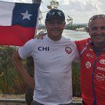 Rubén Rosenberg ocupó el lugar 11 en el Mundial Senior de Esquí Náutico