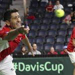 Canadá gana el repechaje al Grupo Mundial de Copa Davis tras vencer a Chile en el dobles