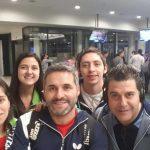Chile gana medalla de plata por equipos femenino en el Sudamericano de Tenis de Mesa