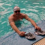 Mauricio Duhalde será parte de un relevo paralímpico que cruzara el Canal de La Mancha