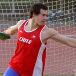 Con dos medallas de bronce finalizó la participación chilena en el Sudamericano de Atletismo Sub 23