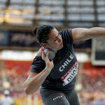 Natalia Duco logró el sexto lugar en la reunión atlética de Berlín
