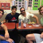 Equipo chileno de Copa Davis viajó este sábado a Canadá