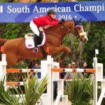 Chile obtuvo dos medallas de bronce en el Campeonato Americano de Salto Ecuestre