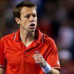 Daniel Nestor es la nueva baja canadiense para enfrentar a Chile en la Copa Davis