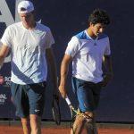 Nicolás Jarry y Christian Garín serán los singlistas chilenos en la serie de Copa Davis ante Canadá