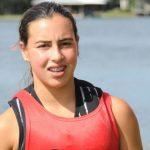 Valentina González logra nuevo récord chileno de salto en esquí náutico