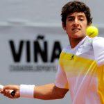 Christian Garín avanzó a octavos de final del Challenger de Roma