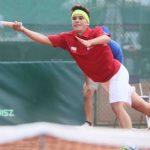 Chile cayó ante Hungría en el Mundial Sub 16 de Tenis Masculino