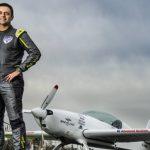 Cristian Bolton debutará este fin de semana en la máxima categoría del Red Bull Air Race