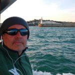 Mauricio Duhalde formó parte de equipo paralímpico que cruzó el Canal de la Mancha
