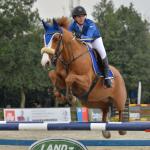 Club de Polo y Equitación San Cristóbal recibe nuevo campeonato de salto ecuestre