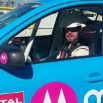 Nicolás Massú debutó en el automovilismo con un lugar 12 en el TP Race