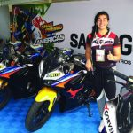 Isis Carreño se tituló campeona del GP de las Américas