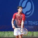Jorge Montero avanza a cuartos de final de dobles en el Futuro 1 de Qatar