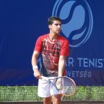 Jorge Montero cayó en la primera ronda de dobles del Futuro 3 Indonesia
