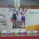 Edison Bravo sumó un nuevo bronce para Chile en el Panamericano de Ciclismo en Pista