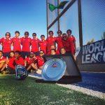 Chile se tituló campeón sudamericano de hockey césped masculino