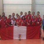 Contigo Perú y Baguales ganaron la Liga Nacional A3 de Volleyball