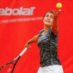 Fernanda Brito avanzó en singles y dobles del ITF 15K de Hammamet
