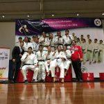 Selección Chilena de Judo obtuvo el tercer lugar en el Sudamericano Adulto