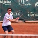 Javier Naser y Nicolás Bruna avanzaron a segunda ronda de la qualy del Futuro 4 Argentina