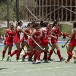 "Las ""Diablas"" derrotaron a Paraguay por la Ronda 1 World League Femenina de Hockey Césped"