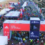 Leslie Encina y Clara Morales ganaron el Adidas Maratón Internacional de Viña del Mar