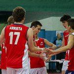 Chile cayó en su debut en el Sudamericano Sub 21 de Volleyball Masculino