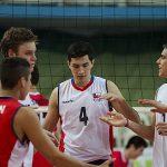 Chile derrotó a Perú en el Sudamericano Sub 21 de Volleyball Masculino