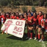 Old Red de Arica se tituló campeón nacional de rugby seven femenino
