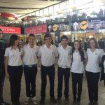 Selección chilena viajó al Sudamericano Pre Juvenil de Golf 2016