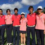 Chile obtuvo el tercer lugar en la competencia masculina del Sudamericano Pre Juvenil de Golf