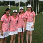 Chilenas se acercan al top 20 del Annika Invitational Latin America de golf