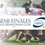 Old Grangonian Club recibe las Semifinales del Nacional Legacy de Rugby