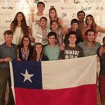 Chile se coronó campeón del Latinoamericano de Esquí Náutico